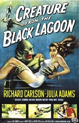 Picture of Creature From The Black Lagoon Poster