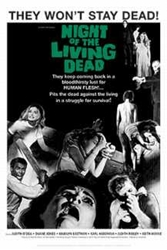 Picture of Night of the Living Dead They Won't Stay Dead Poster