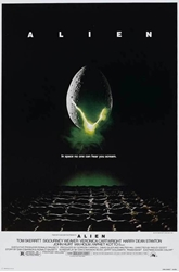 Picture of Alien Movie Poster