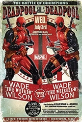 Picture of Deadpool Chumpions Poster