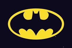 Picture of Batman Logo Poster