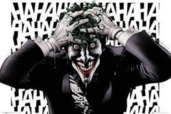 Picture of Batman Joker Joke Poster