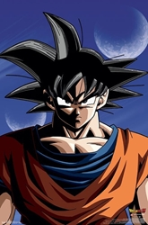 Picture of Dragon Ball Z Goku Poster