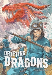 Picture of Drifting Dragons Vol 01 SC