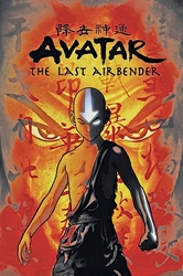 Picture of Avatar the Last Airbender Poster