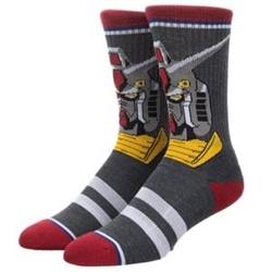 Picture of Gundam Character Crew Sock