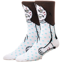 Picture of The Exorcist 360 Character Crew Socks