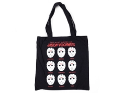 Picture of Friday the 13th Many Moods of Jason Tote Bag