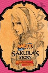 Picture of Naruto Sakura Story SC Novel