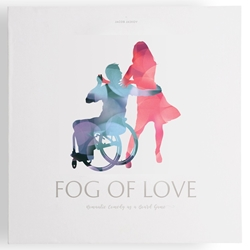 Picture of Fog of Love Board Game Diversity Cover