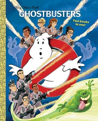 Picture of Ghostbusters Who You Gonna Call? Big Golden Book