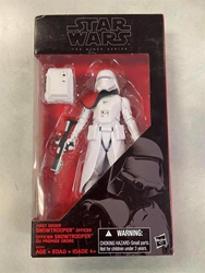 Picture of Star Wars Black Series First Order Snowtrooper Officer