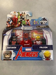 Picture of Minimates Marvel Avengers includes Ant-Man and Falcon