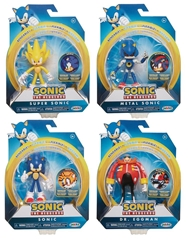 Picture of Sonic the Hedgehog Dr. Eggman 4-Inch Action Figure