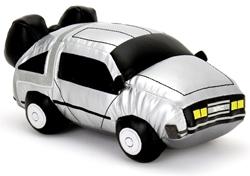 """Picture of Back to the Future Delorean 11"""" Plush"""
