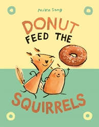 Picture of Donut Feed the Squirrels HC