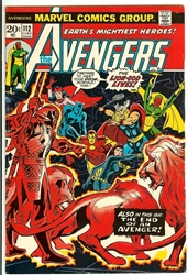 Picture of Avengers #112