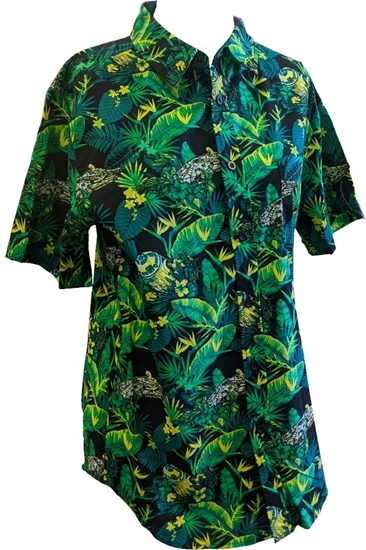 Picture of Star Wars Millenium Falcon Hawaiian Men's Button Up