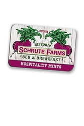 Picture of Office Schrute Farms Bed and Breakfast Welcome Mints