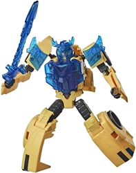 Picture of Transformers Bumblebee Cyberverse Adventures Battle Call Troopers Wave 1 Action Figure