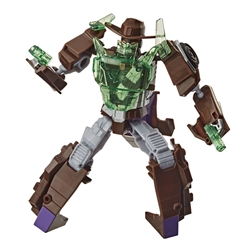 Picture of Transformers Wildwheel Cyberverse Adventures Battle Call Troopers Wave 1 Action Figure