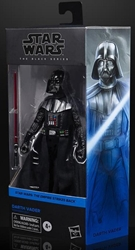 Picture of Star Wars The Empire Strikes Back Darth Vader Black Series Figure