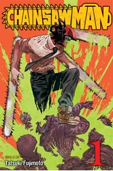 Picture of Chainsaw Man Vol 01 SC