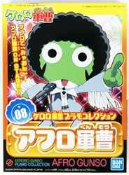 Picture of Afro Gunso Sgt Frog Model Kit