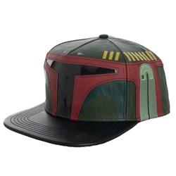Picture of Star Wars Boba Fett Soundchip Snapback Cap