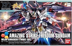 Picture of Gundam Amazing Strike Freedom HG 1/144 Model Kit