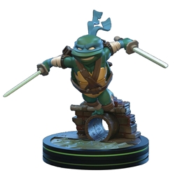 Picture of Teenage Mutant Ninja Turtles Leonardo Q-Fig Figure