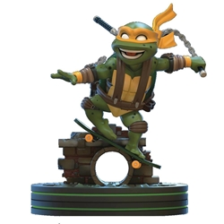 Picture of Teenage Mutant Ninja Turtles Michelangelo Q-Fig Figure