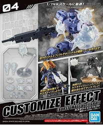 Picture of Gundam 30 Minute Missions Burst Scene Gray Spirits Customize Effect