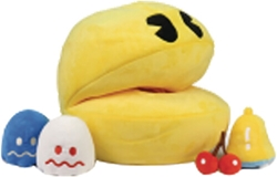 "Picture of Pac-Man Hungry 15"" Plush"