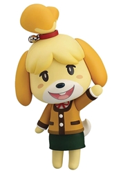 Picture of Animal Crossing New Leaf Shizue Isabelle Winter Nendoroid