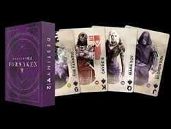 Picture of Destiny 2 Forsaken Card Deck