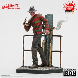 Picture of Nightmare on Elm Street Freddy Krueger Iron Studios Statue