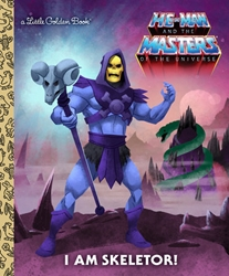 Picture of I Am Skeletor Little Golden Book