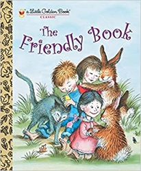 Picture of Friendly Book Little Golden Book