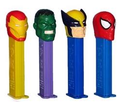 Picture of Marvel Pez Dispenser