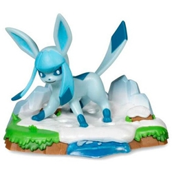 Picture of Pokemon Eevee and Friends Glaceon Figure