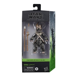 Picture of Star Wars Teebo Return of the Jedi Black Series Action Figure