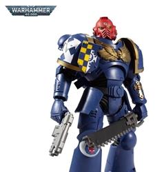 "Picture of Warhammer 40,000 Ultramarines Primaris Assault Intercessor 7"" Action Figure"
