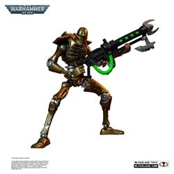 """Picture of Warhammer 40,000 Necron Warrior 7"""" Action Figure"""