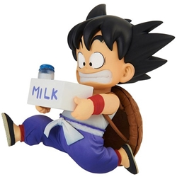 Picture of Dargon Ball Goku Milk Banpresto World Colosseum Vol 07 Figure