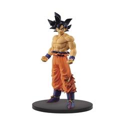 Picture of Dragon Ball Super Goku Ultra Instinct Sign Creator x Creator Figure