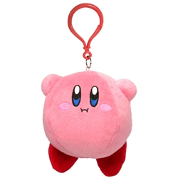 "Picture of Kirby 3.5"" Dangling Plush"