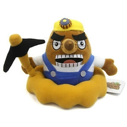 "Picture of Mr. Resetti 7"" Plush"