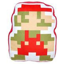 Picture of Mario 8 Bit Pillow