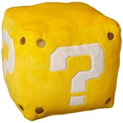 Picture of Super Mario Bros Coin Box Pillow